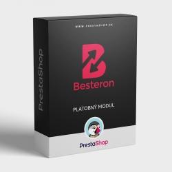 Platobný modul Besteron pre PrestaShop