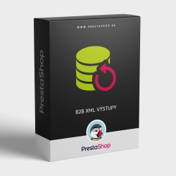 Modul XML B2B export pre PrestaShop