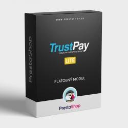 Platobný modul TrustPay LITE pre PrestaShop