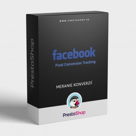 Modul Facebook Pixel - meranie konverzií pre PrestaShop