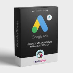 Modul: Google AdWords - meranie konverzií pre PrestaShop / thity bees