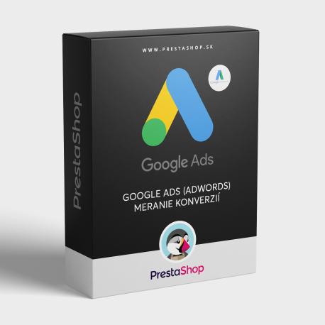 Google AdWords - meranie konverzií (PSGAC)