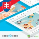 Slovenčina pre PrestaShop šablónu CoonCook