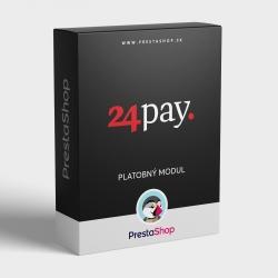 Modul 24pay pre PrestaShop