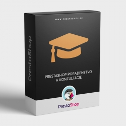 Školenie používania eshopu PrestaShop