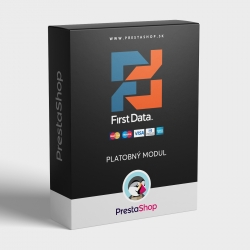 Modul: First Data Connect pre PrestaShop