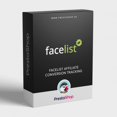 Facelist Affiliate - meranie konverzií (PSFLC)