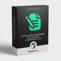Editácia kódu objednávky, čísla faktúry a dodacieho listu