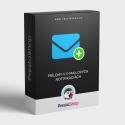 Prílohy v e-mailových notifikáciách