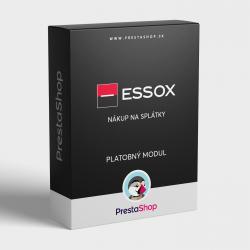 Platobný modul Essox půjčka pre PrestaShop