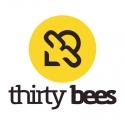 Logo: thirty bees